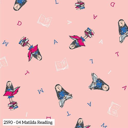 Matilda Roald Dahl - design 4