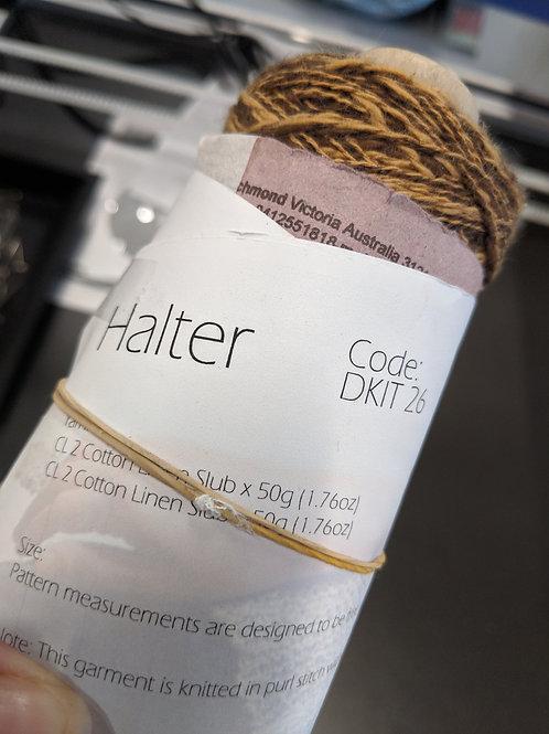 Dairing Yarns -Halter