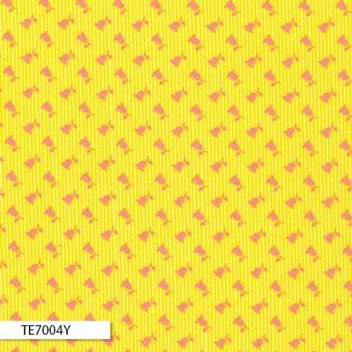 Yello flower $18/m TE7004Y Frolic Melly and Me