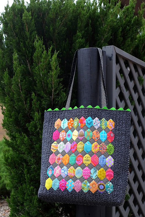 Michelle Marvig Sweet as Honeycomb Bag