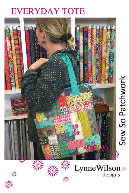 Lynne Wilson Design - Sew N Go Tote