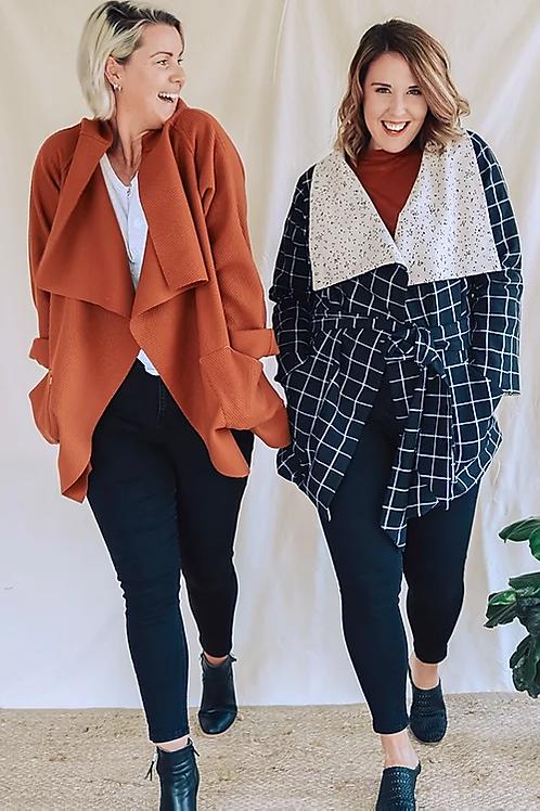 Sew To Grow Alston Reversible Jacket