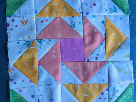 Sew Along Block K