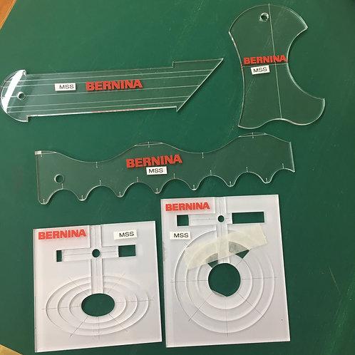 Bernina Ruler Starter Kit