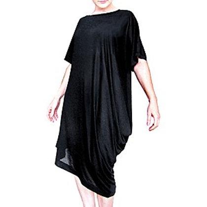 Draped T Dress You Sew Girl