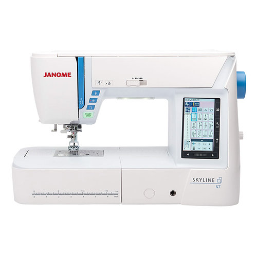Janome S7 Sewing Machine