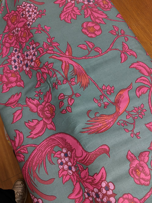 Florence Broadhurst Romantic Rebel $28/m Birds of Paradise Bohemian