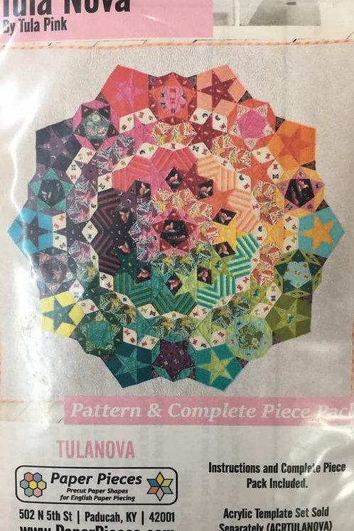 Tula Nova Paper Pieces and Perspex Templates