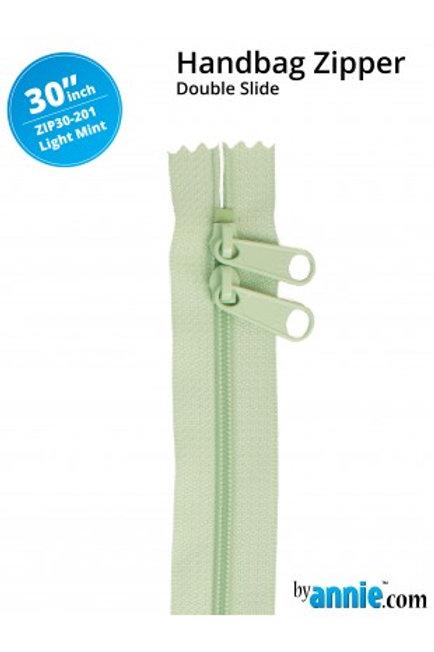 ByAnnie – 30 inch Zipper Light Mint