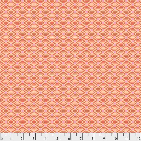 Tula Pink True Colours - PWTP150.PEACHBLOSSOM