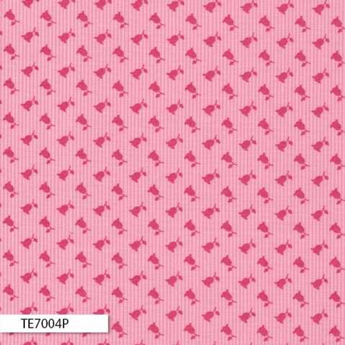 Pink flower $18/m TE7004P Frolic Melly and Me