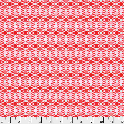 Tula Pink True Colours - PWTP150.FLAMINGO