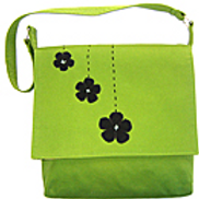 You Sew Girl Large Tote and Satchel