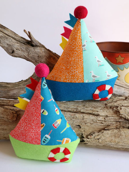 Ric Rac Little Boats