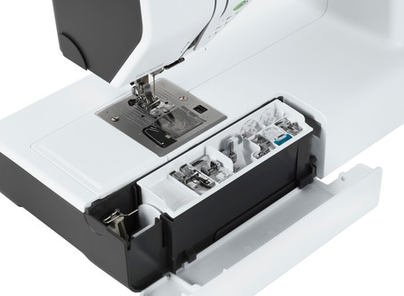 Bernette 7 series sewing and embroidery machines