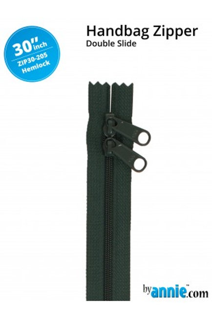 ByAnnie – 30 inch Zipper Hemlock
