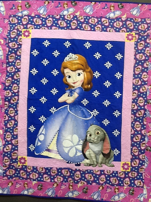 Quilt Top Kit - Sofia