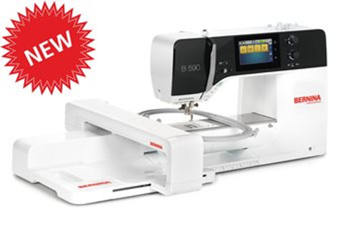 Bernina B590 9mm with Embroidery unit
