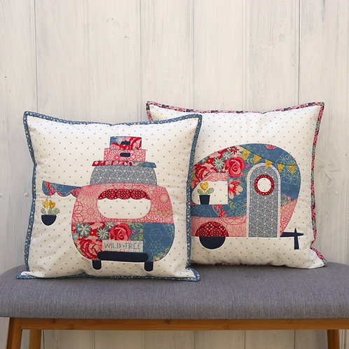 Claire Turpin Designs - Poppies Adventures