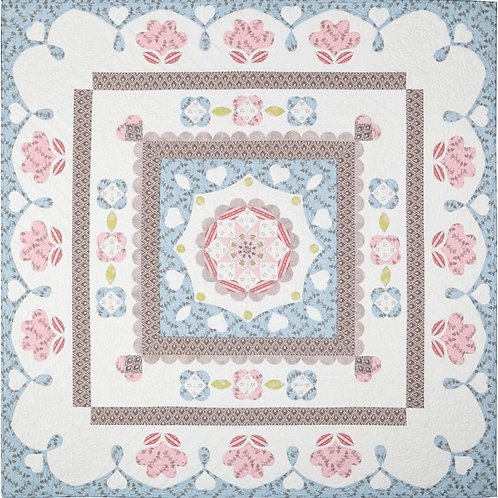 My Mysterium Quilt Top Kit by Sue Daley