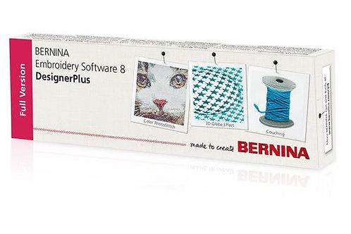 Bernina Embroidery Software 8 Designer Plus