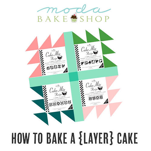 Moda Cake Mix Recipes