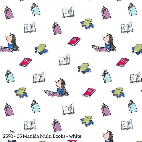 Matilda Roald Dahl - design 5