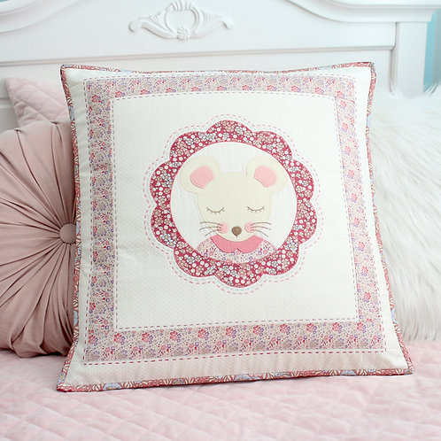 Molly and Mama Milly Mouse Cushion