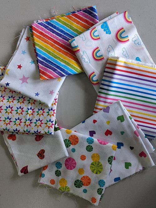 Rainbow Brights Background - Starter Pack