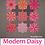 Thumbnail: Michelle Marvig - Modern Daisy Template