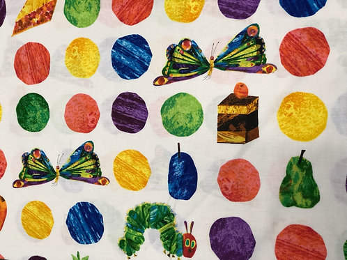 The Very Hungry Caterpillar Rainbow Hungry Caterpillars A-7232-X