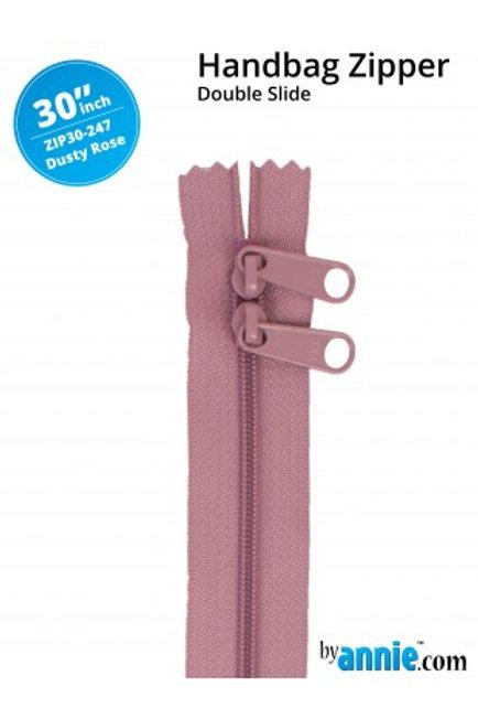ByAnnie – 30 inch Zipper Dusty Pink
