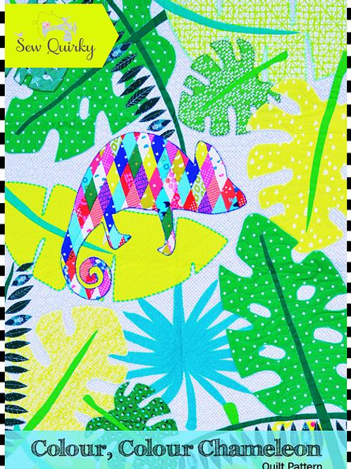Sew Quirky Colour Colour Chameleon