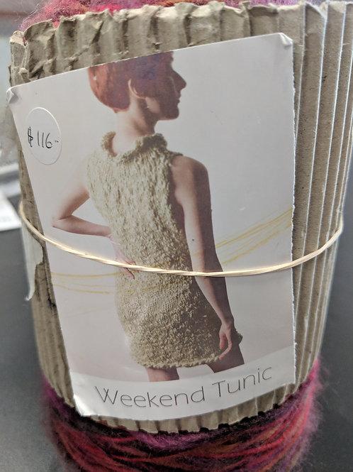 Dairing Yarns -Weekend Tunic
