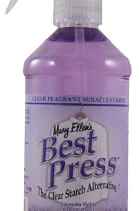 Mary Ellen Best Press Starch Alternative Spray