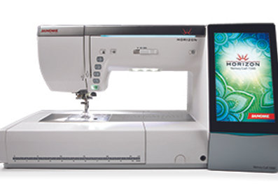 Janome Horizon Quiltmaker MC15000
