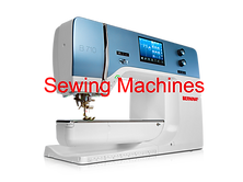 Bernina, Janome, Embroidery, Overlockers, etc