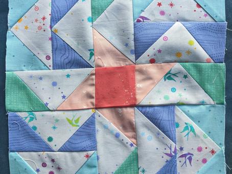 Sew Along Block G