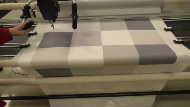 Using Qmatic to custom quilt - part 3