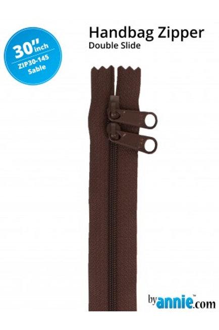 ByAnnie – 30 inch Zipper Sable