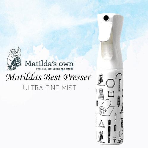 Matilda's Own Best Presser Ultra Fine Mist Bottle