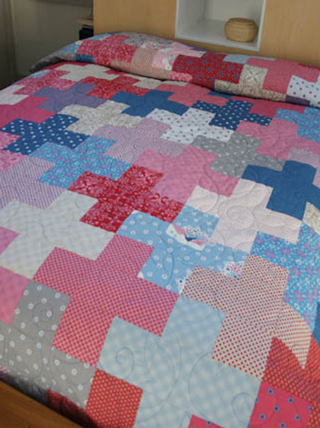 Nellie Hill Plus One Quilt