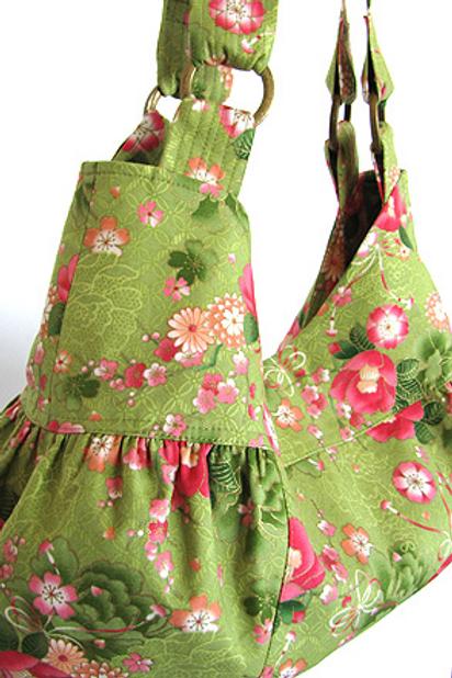 You Sew Girl Panel Bag