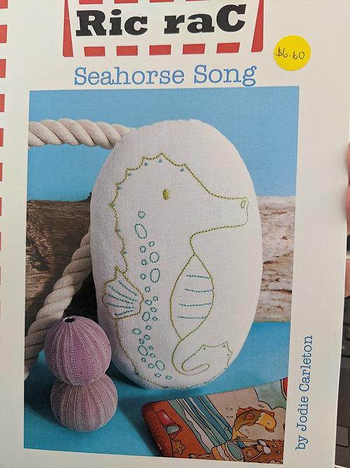 Ric Rac Seahorse Song