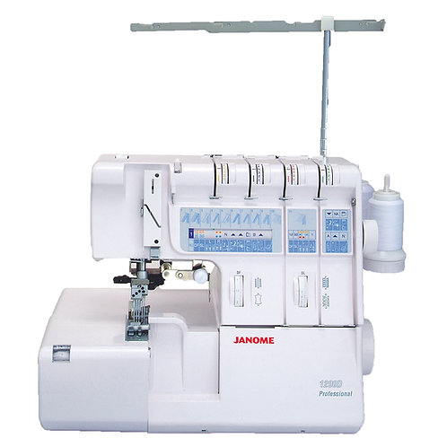 Janome 1200D Professional Combined Overlocker and Coverstitch