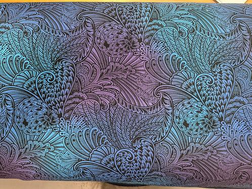 99 Peacock Flourish Wide (10230W)