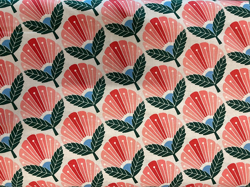 On A Spring Day - LV400-DA1  - Blooming Daisy - Dawn Fabric