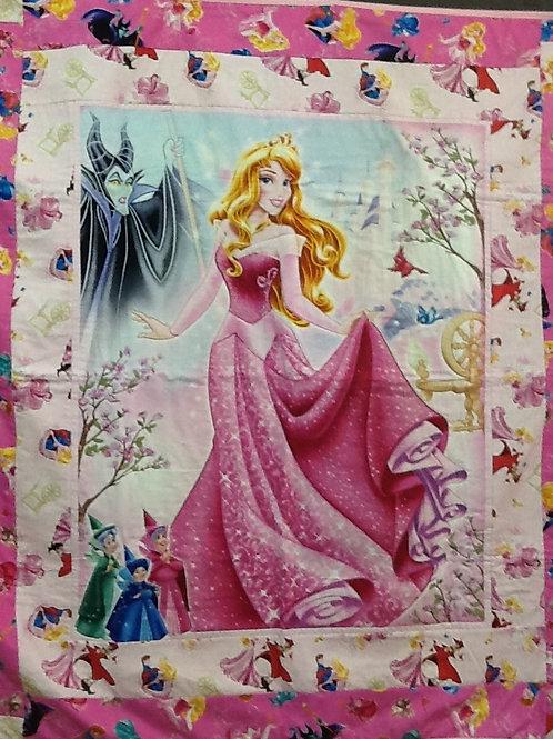 Quilt Top Kit - Auora - Sleeping Beauty