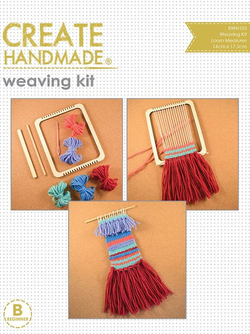 Childrens Sewing Kit - Weaving Kit