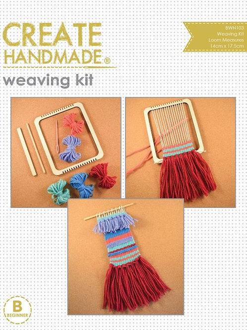 Childrens Sewing Kit - Weaving Kit
